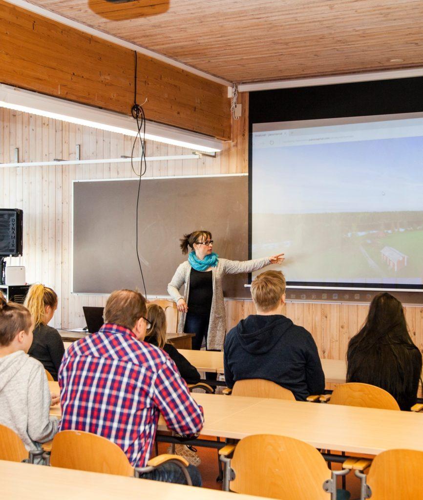 Kokouspalvelut Rautalammilla Törmälässä
